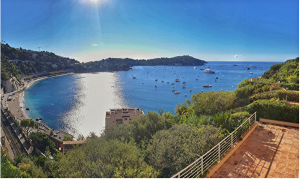 TEXT_PHOTO 1 - Villefranche-sur-mer- Exceptionnel Appartement/Villa en Duplex -